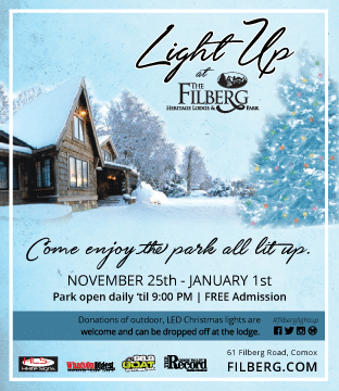 Light Up at the Filberg