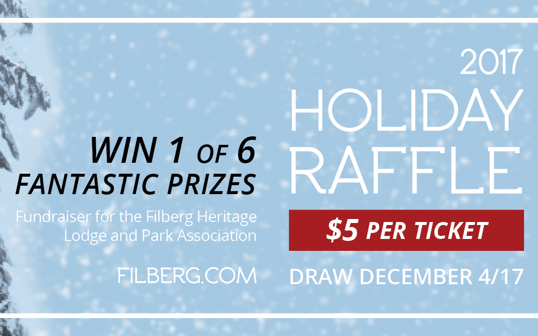 2017 Holiday Raffle