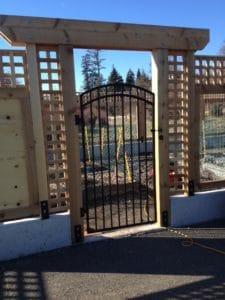Liz Stubbs Gutting Garden Gate