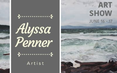 Alyssa Penner Art Show