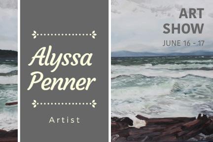 Alyssa Penner at Filberg Lodge