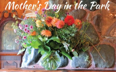So much to do in Filberg Park this Mother's Day
