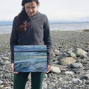 Artist Alyssa Penner