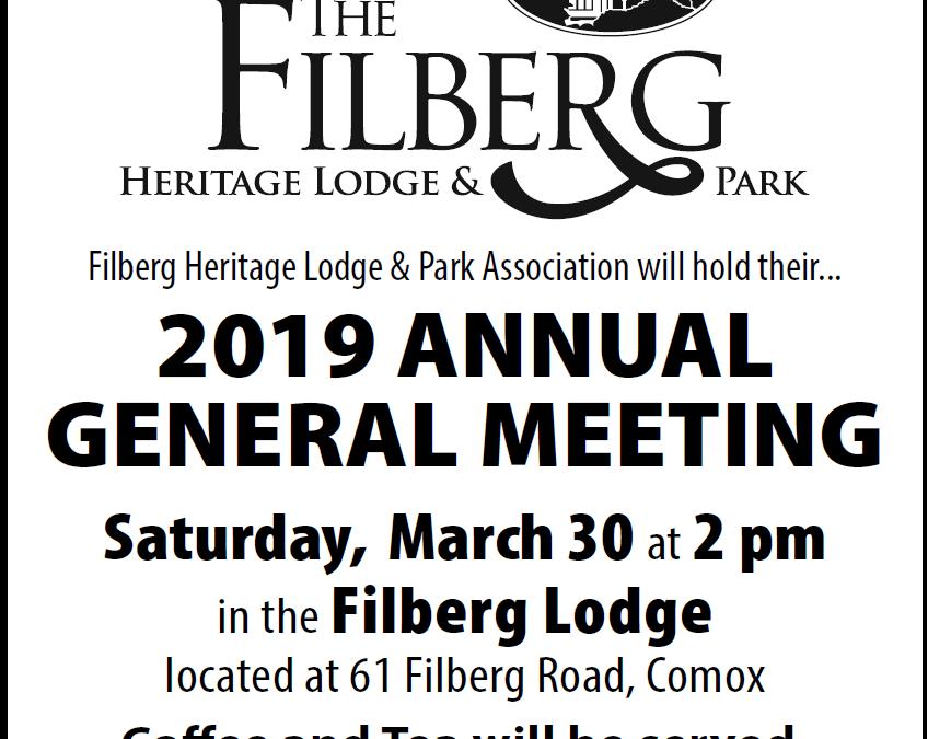 2019 Annual General Meeting