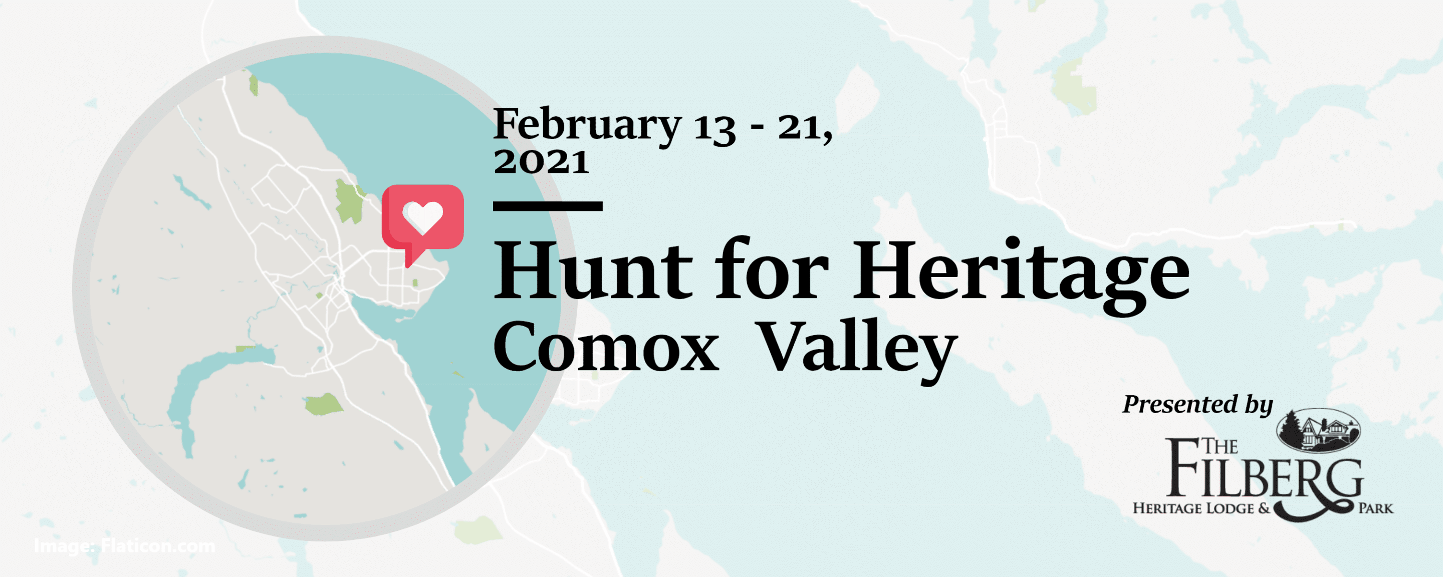 Hunt For Heritage Comox Valley