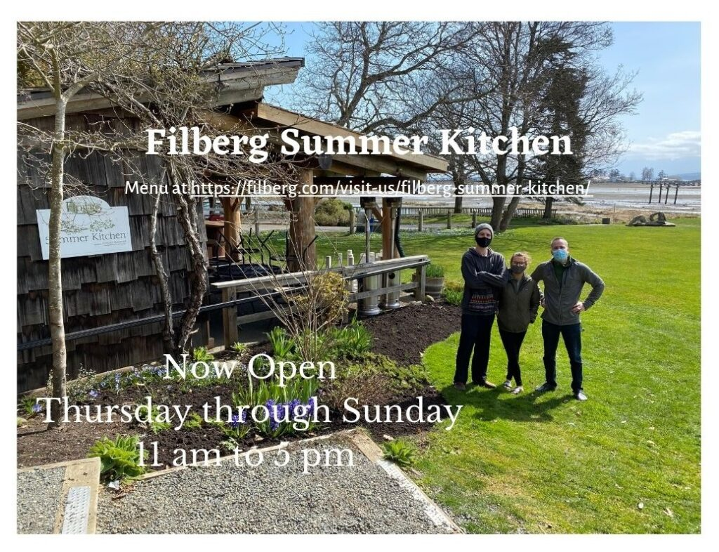 Filberg Summer Kitchen Patio